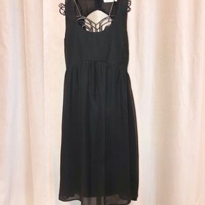 Pins and Needles Little Black Dress 6